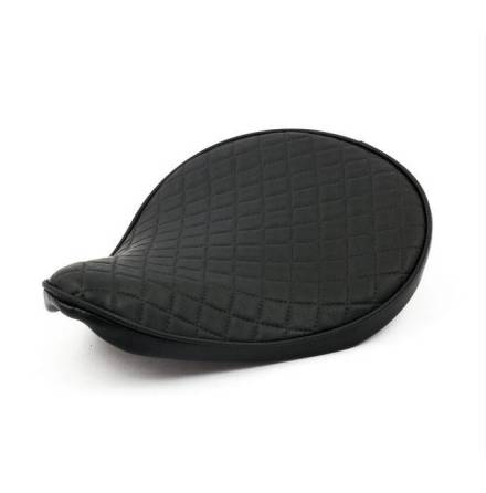 BOBBER SEAT SMALL DIAMOND BLACK
