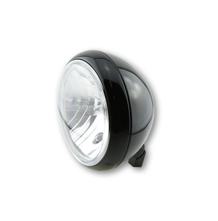 SHIN YO 7 inch YUMA 2 main headlight, shiny black
