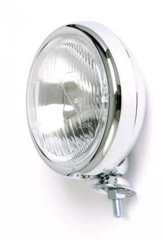 4 1/2 inch spot light (high beam)