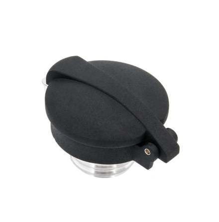 Monza Cap Kit for Triumph and HD - Black