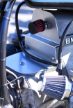 BMW R-Serie Steel Airbox Cover Bracket with Hole