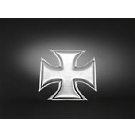 HIGHWAY HAWK 3D sticker set GOTHIC CROSS 10 cm
