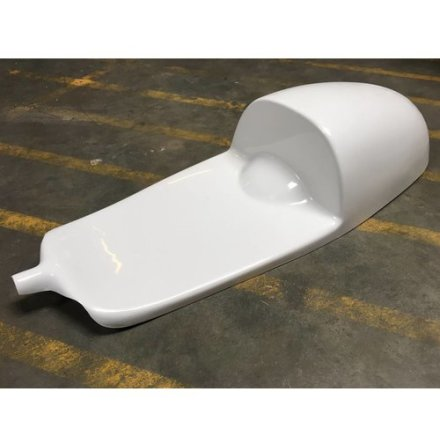 """Polyester BMW """"R-Serie Mono"""" Cafe Racer Seat Type 46"""