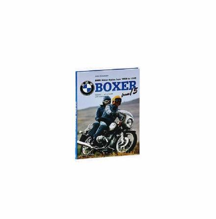 Book ''BMW Boxer starting from /5'' volume 1 - in English
