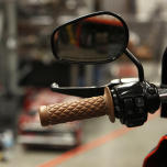 "7/8"" or 22MM Thruster Grips Chocolat"