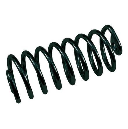 "5"" Black Solo Seat Spring"