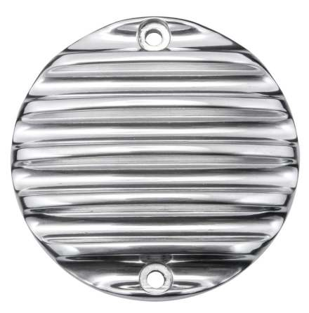 Clutch Badge - Ribbed - Polish