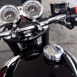Monza Cap Kit for Triumph and HD