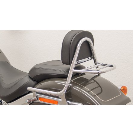 FEHLING Passenger Sissy Bar HD Softail Deluxe/Softail Heritage Classic/Softail Fat Boy/Breakout